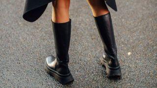 Kako nositi vojničke čizme ove jeseni?