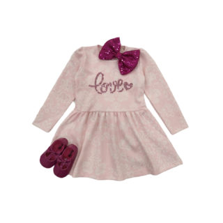 Koko Kids haljina – 99,90 kn, dodaci – 59,90 kn, cipelice – 99,90 kn