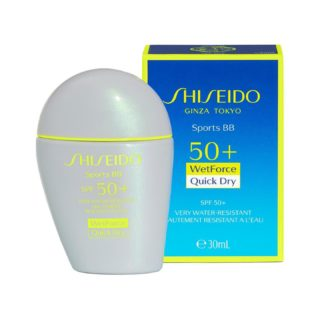 Shiseido Sports BB Cream SPF50+ 30ml, (Douglas parfumerije) – 299 kn