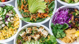 Salata je savršena ljetna prehrana